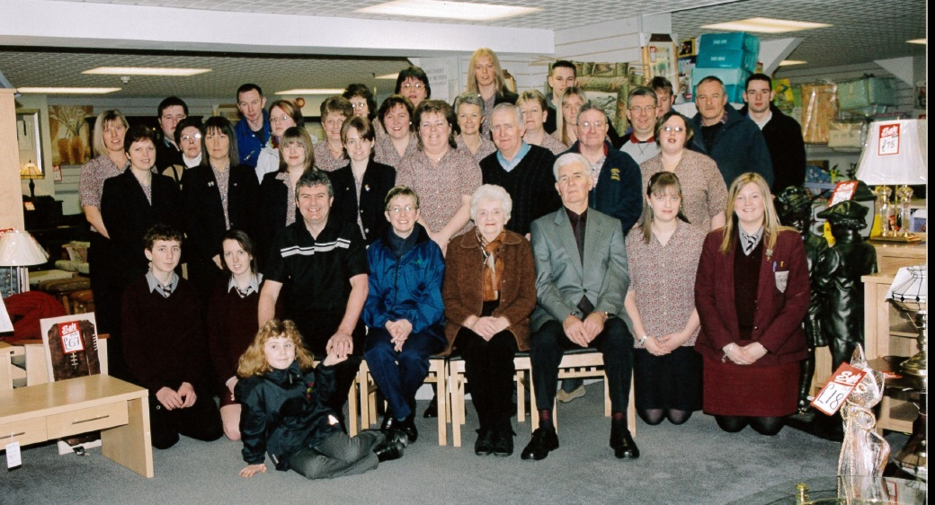 50th Anniversary Staff Photo
