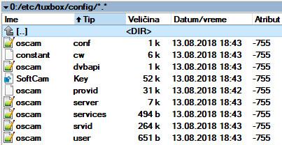 OSCam-EMU-commando ipk za sve image ARM i MIPS