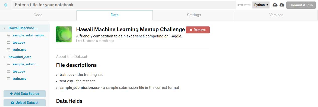 Machine Learning Datasets Kaggle - Quantum Computing