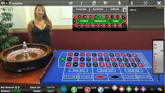Live USA Online Casino Games