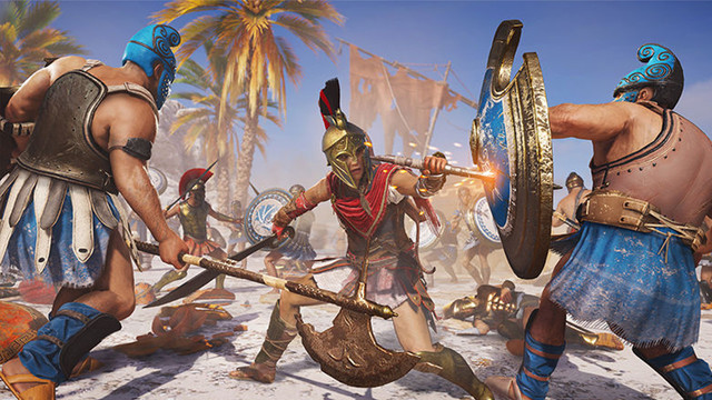 ASSASSIN'S CREED ODYSSEY Director Says The Game Will Be Much, Much Longer Than ORIGINS