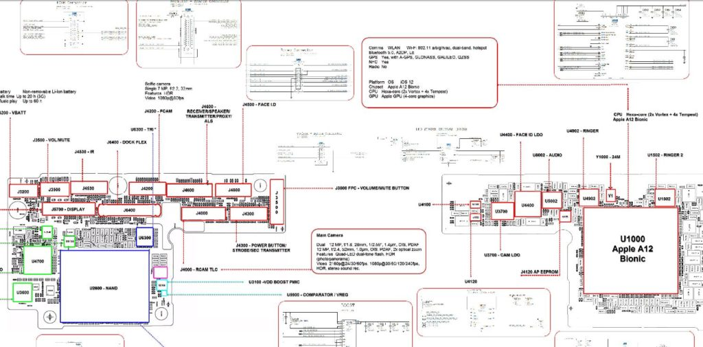 Where To Download Iphone Xs Max And Iphone Xs Schematic Diagram
