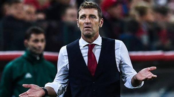 Массимо Каррера был уволен из Спартака, а на пост главного тренера занял испанец Рауль Рианчо