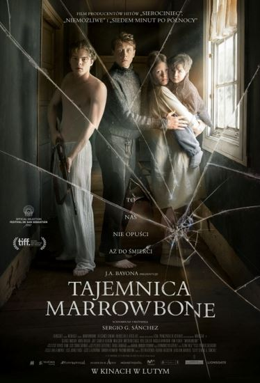 Tajemnica Marrowbone / El secreto de Marrowbone (2017) PL.BRRip.XviD-GR4PE | Lektor PL