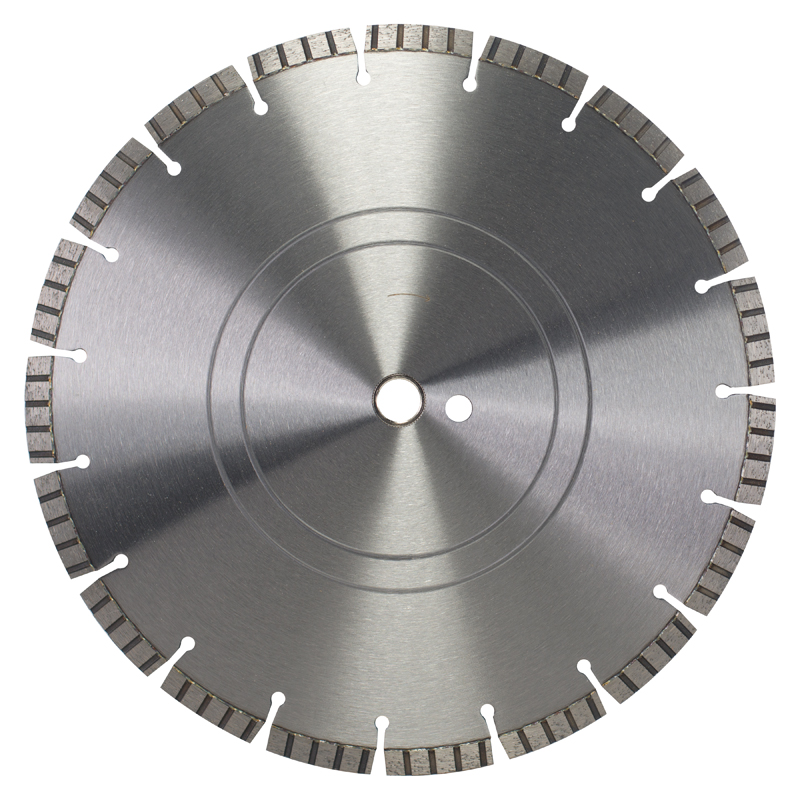 Turbo Segmented Blade