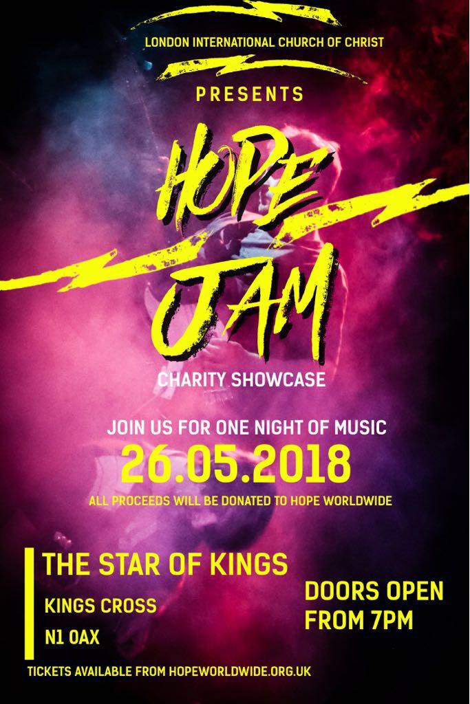 Hope Jam Concert