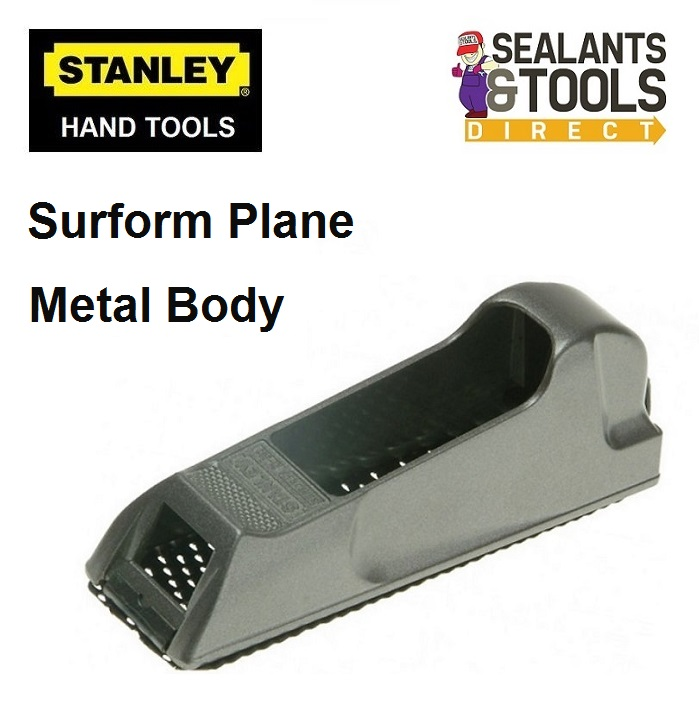 Stanley Metal Body Surform Plane