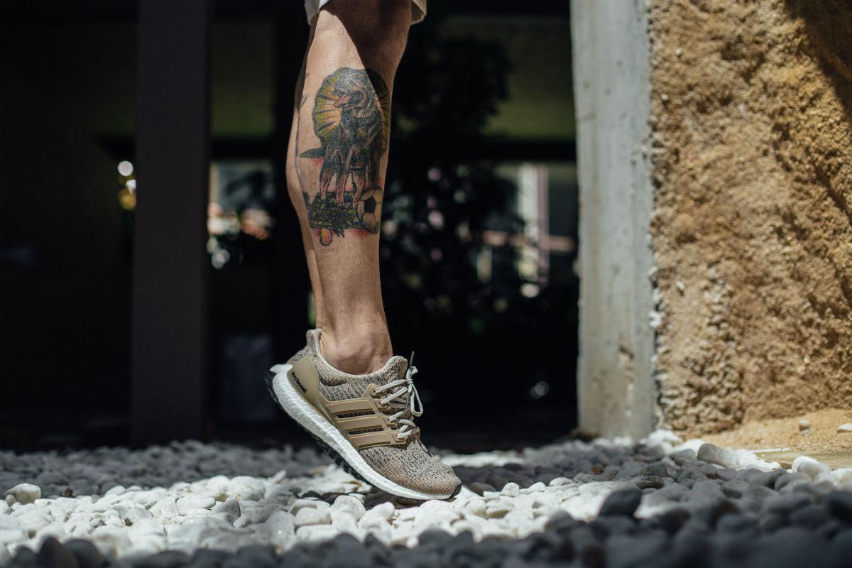 How to clean Ultra Boost 3.0 Oreo/Zebra : Sneakers