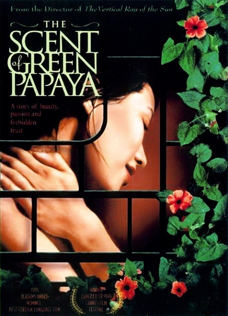 The Scent of Green Papaya (1993) BluRay 720p 800MB