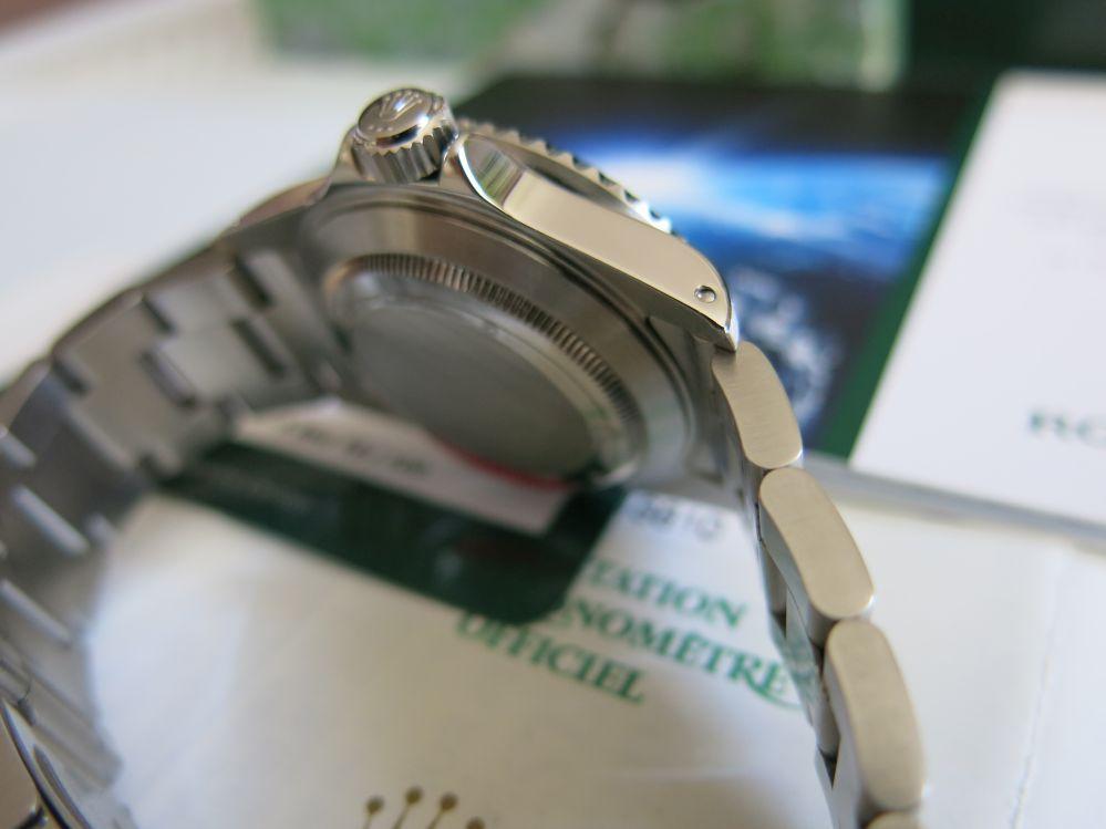 Rolex submariner date 02