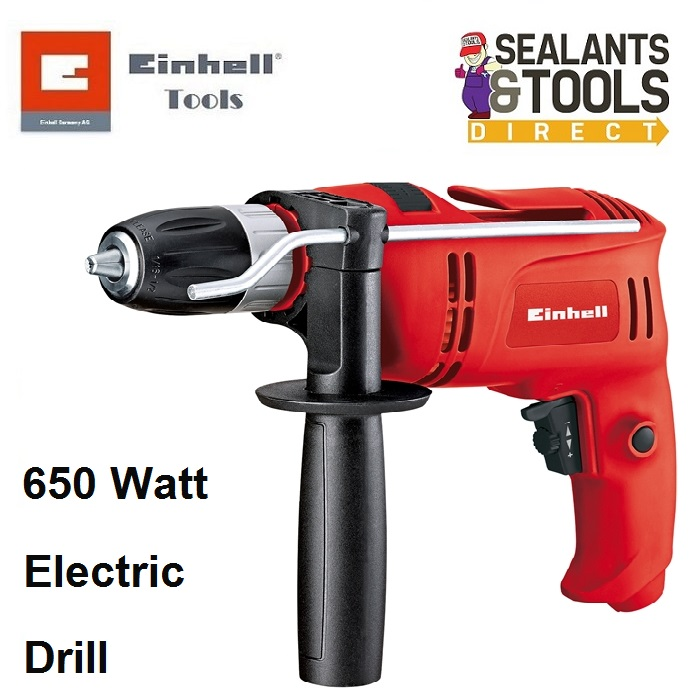 Einhell TC-ID 650 E Electric Power Drill 4258682