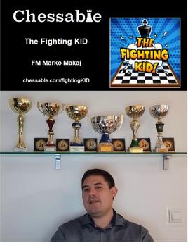 The Fighting King's Indian Defense - by FM Marko Makaj  Capture