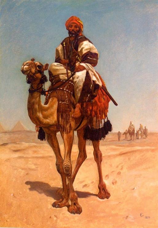 2 Nomad Bedouin