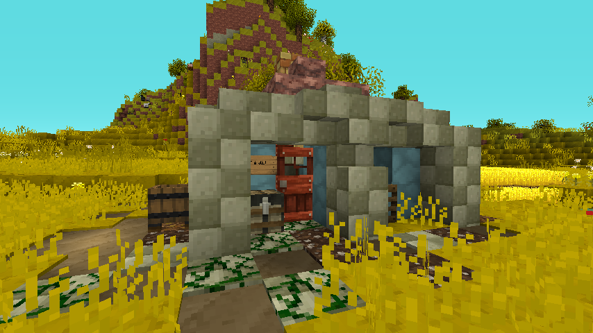 Front view - jolicraft