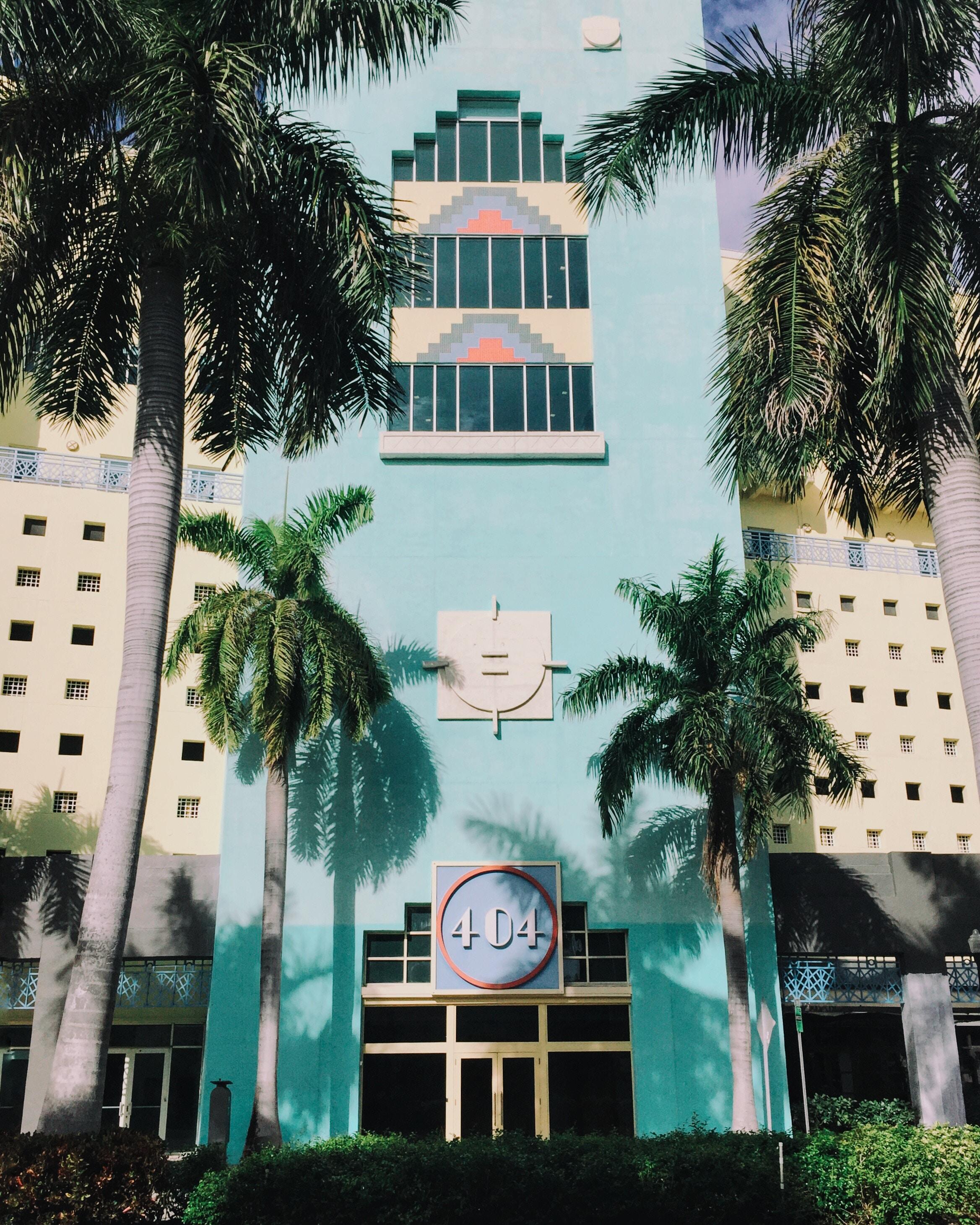 Miami Art Deco architecture