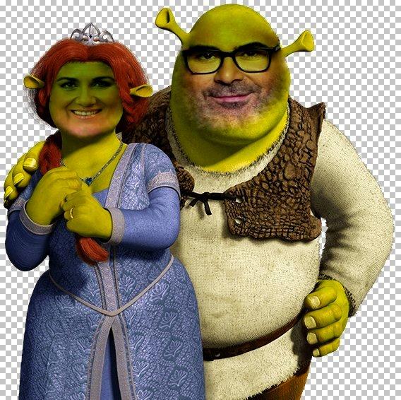 Sálvame: sus Películas y Móvidas - Página 4 Shrek_and_Fiona_png