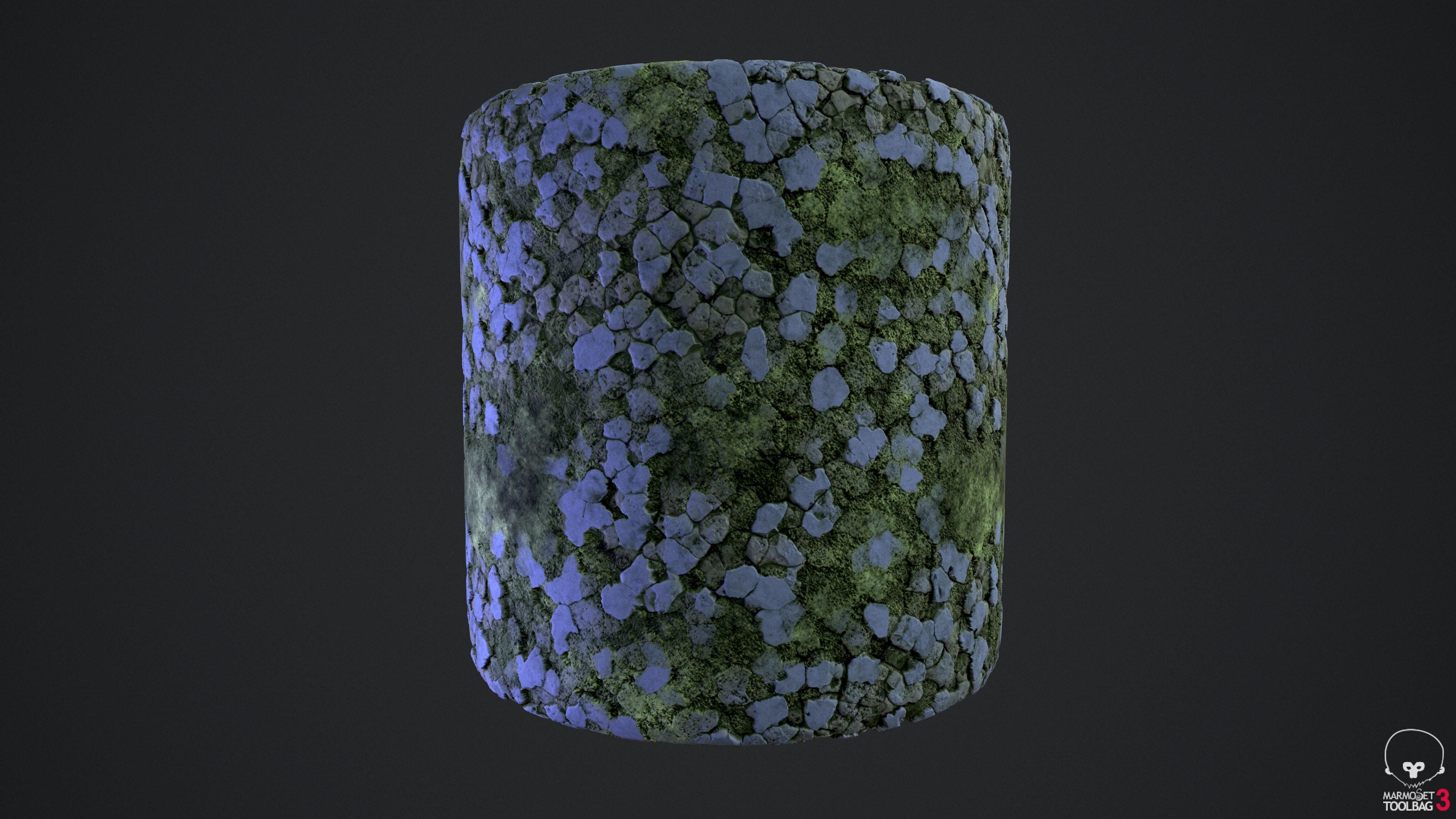 Deity - Landscape Texture