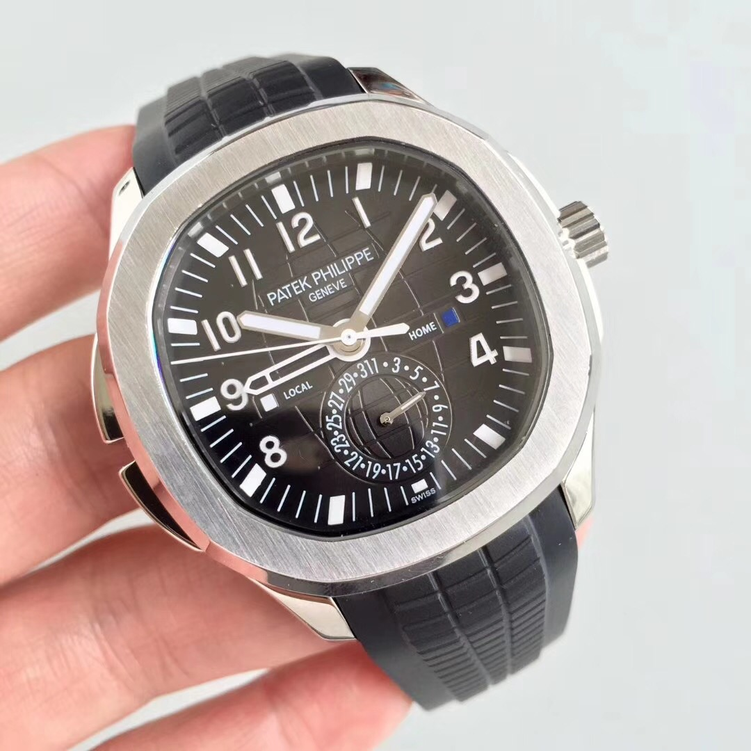 Pp Aquanaut Travel Time 5164a Incoming Replica Watch Info
