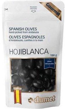 Hojiblanca black olive