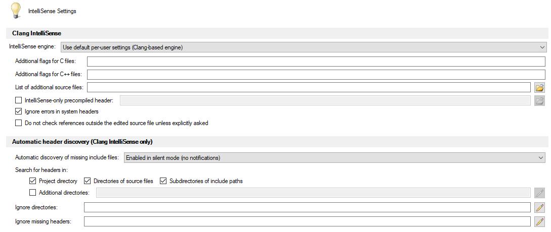 Topic: Fixing Intellisense | Sysprogs