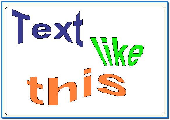 textlikethis