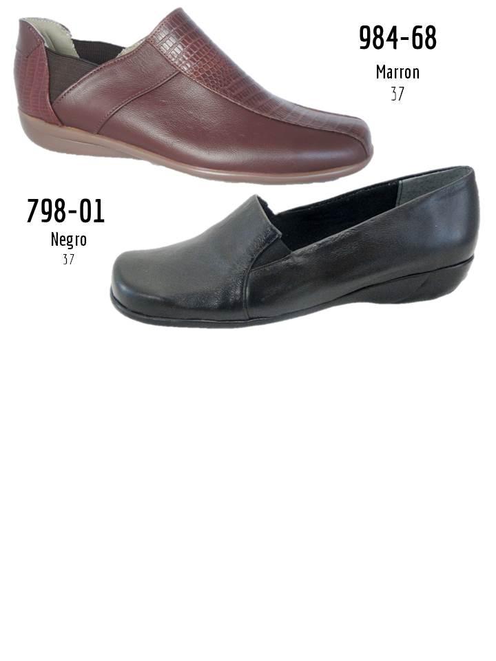 Oferta Zapatos Punta Cuadrada Slide 11