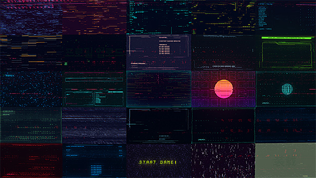 Cyberpack Titles // Stories - 8