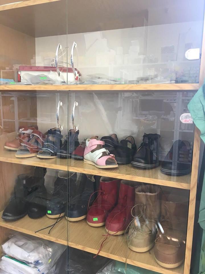 Ортопедичне взуття Ужгород