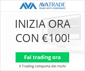 avatrade deposito 100 euro