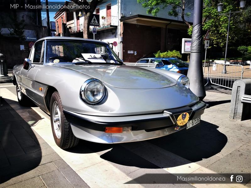Raduno auto e moto d'epoca San Giovanni La Punta Alfa_Romeo_Spider_Quadrifoglio_Verde_2_0_128cv_84_CT875365_1