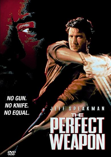 Niezawodna obrona / The Perfect Weapon (1991) PL.AC3.DVDRip.XviD-GR4PE | Lektor PL