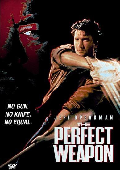 Niezawodna obrona / The Perfect Weapon (1991) PL.AC3.DVDRip.XviD-GR4PE | Lektor PL