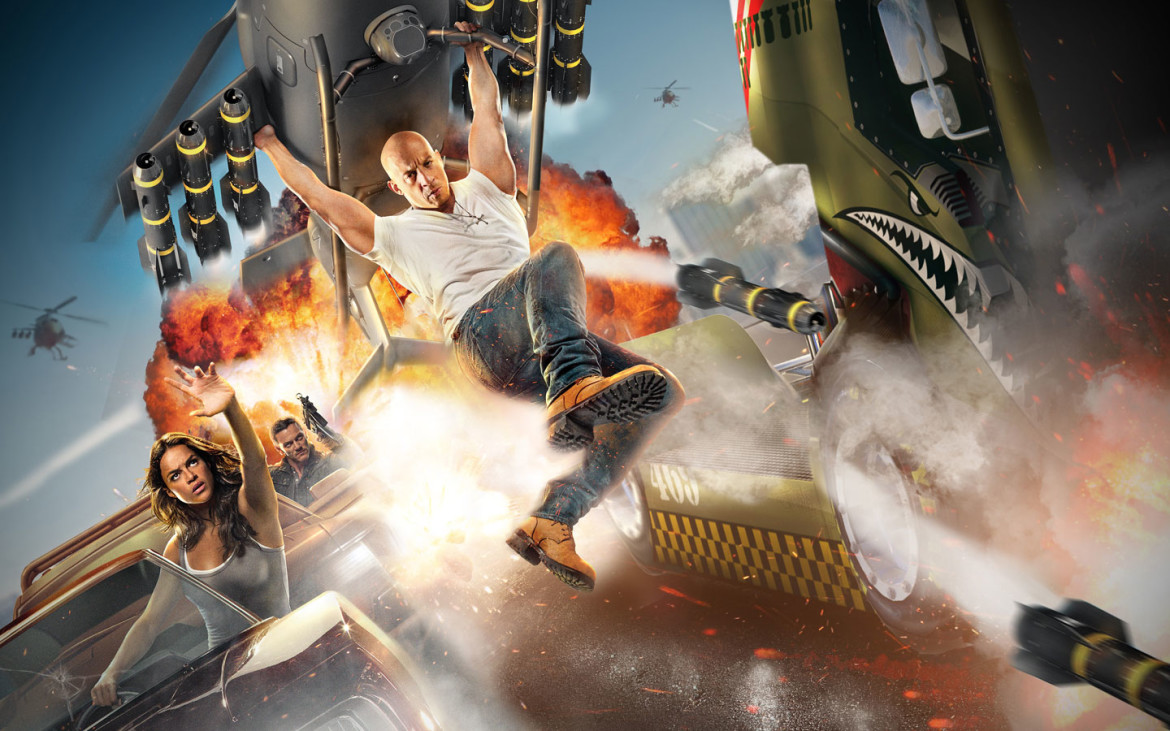 Fast and Furious- Supercharged