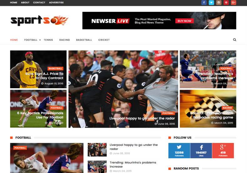 Sports_Mag_Blogger_Template_1