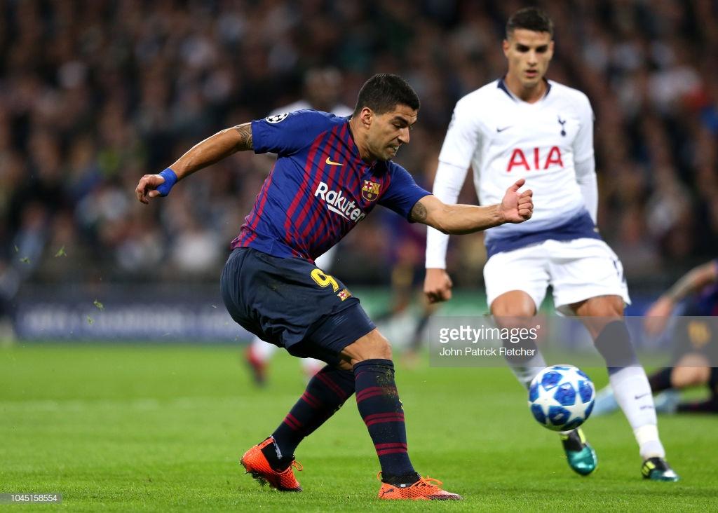 صور مباراة : توتنهام - برشلونة 2-4 ( 03-10-2018 )  E6
