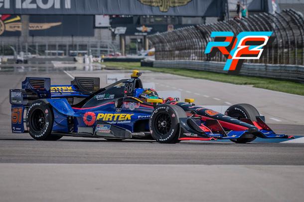 VRC Indycar - Round 5 - Indianapolis (Road Course)
