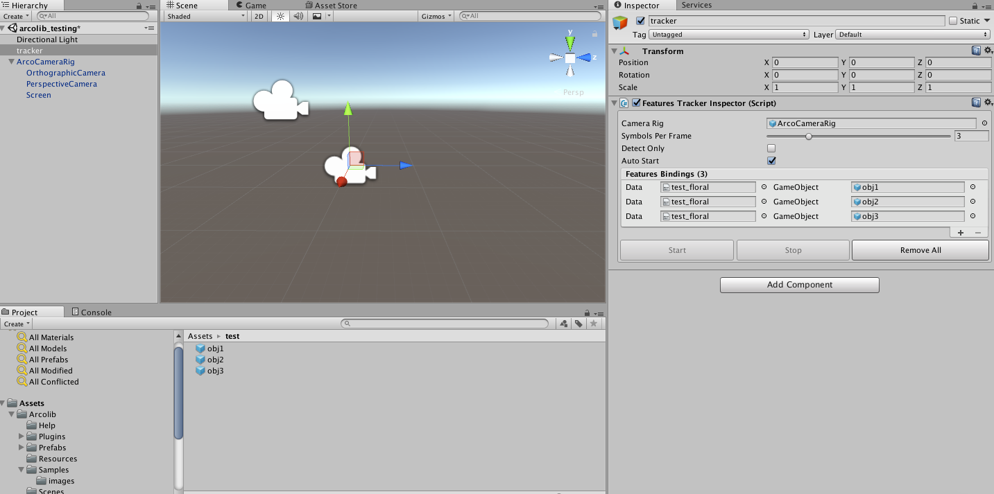 Arcolib - Augmented Reality Components | Page 6 - Unity Forum