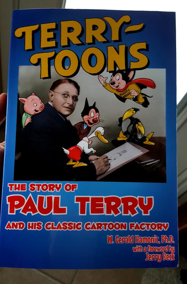Terrytoons Book