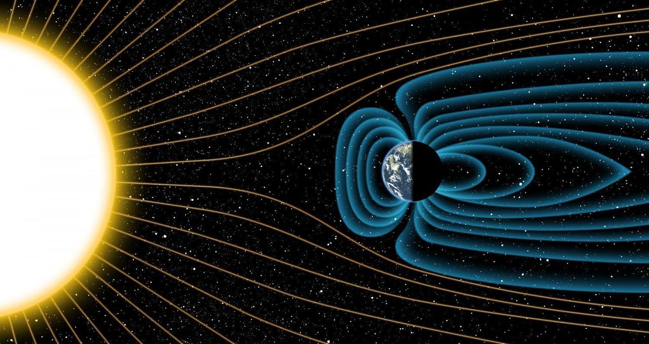 Магнитный «щит» Земли оказался намного старше, чем предполагалось ранее