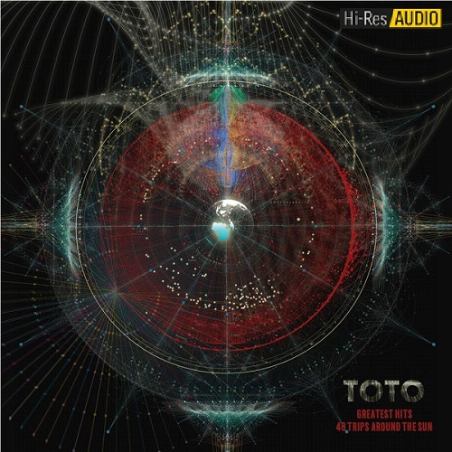 Toto - Greatest Hits- 40 Trips Around The Sun (2018) [FLAC 44.1 kHz/24 Bit]