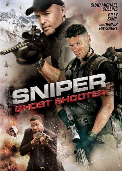 Snajper: Duch wojownika / Sniper: Ghost Shooter (2016) PL.WEB-DL.XviD-GR4PE | Lektor PL
