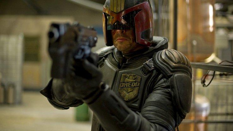 Карл Урбан сыграет в сериале «Судья Дредд: Мега-Сити 1» при одном условии