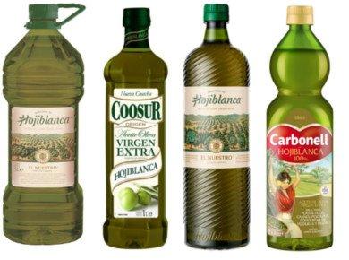Hojiblanca Olive Oil, Virgin Olive Oil Extra Hojiblanca