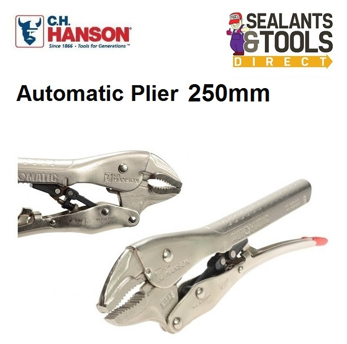 Hanson 250mm Automatic Pliers 10100
