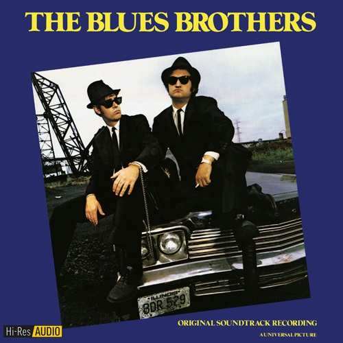 The Blues Brothers ‎– The Blues Brothers (1980) [FLAC 96 kHz/24 Bit]