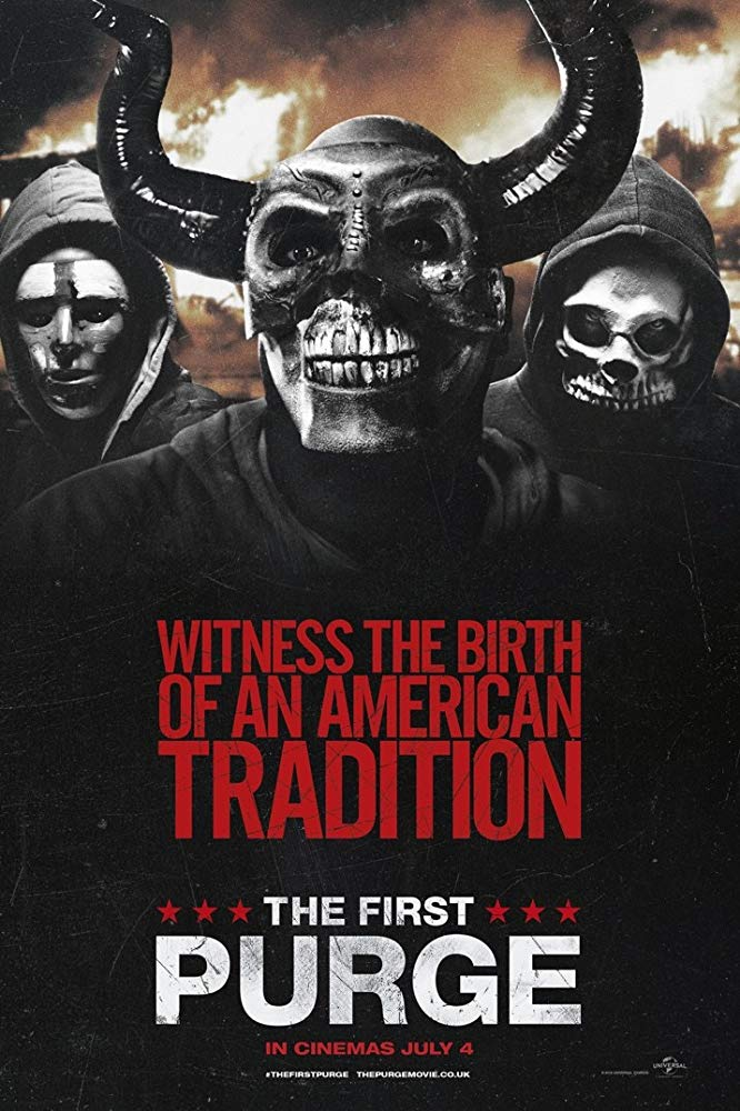 The First Purge (2018) 720p WEB-DL 750MB