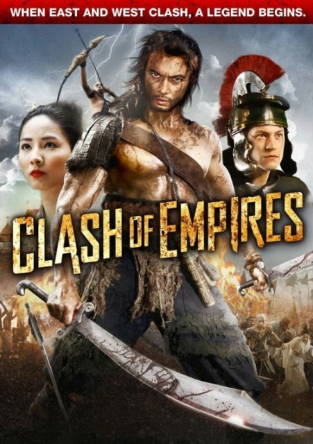Clash of Empires (2011) Hindi Dual Audio BluRay 720p 970MB