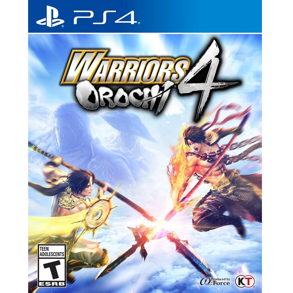 PS4 Warriors Orochi 4 (Premium) Digital Download