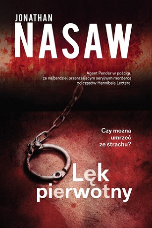 Nasaw Jonathan - Agent Pender (2) - Lęk pierwotny