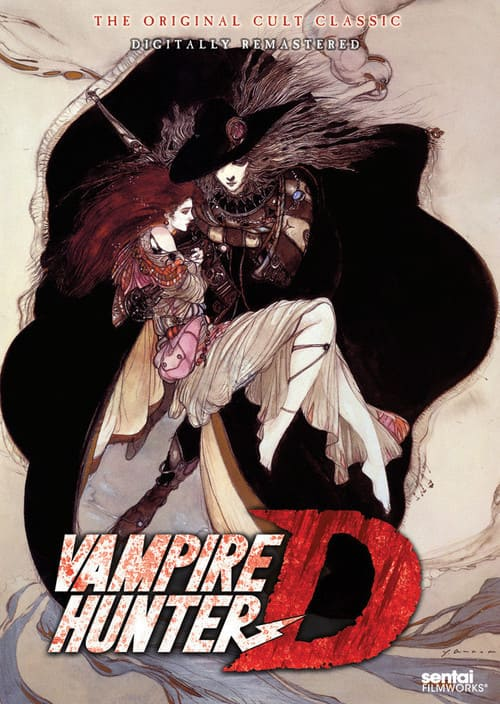 Vampire Hunter D - BDRip[1985][MULTI] 1